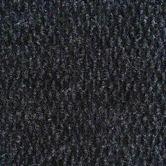 36'' Black Impact Popcorn Runner