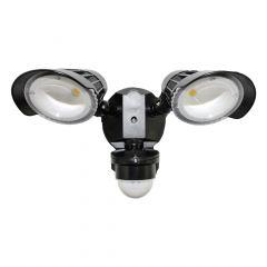 LED Motion Sensor 2 Heads 23w/5000k/2400l