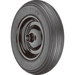 "Polyurethane Flat Free Tire 14"" x 3.5""-8"""