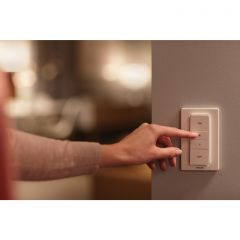 Hue Wireless Dimmer Switch Up To 10 Lights