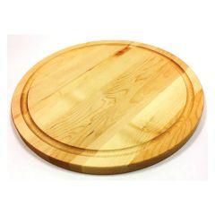 "12"" Round Maple Chopping Board"