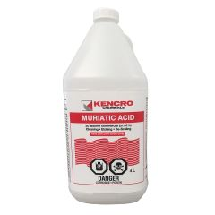 Kencro Muriatic Acid 4L
