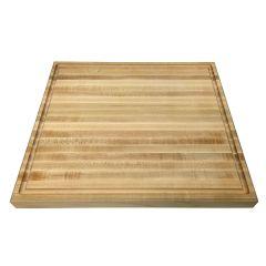 "18"" x 16"" x 1.5"" Maple Chopping Board"