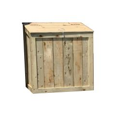 Garbage Box Pressure Treated 2' x 3-1/2'