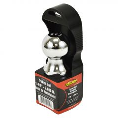 """1-7/8"""" Trailer Ball With 3/4"""" Shank"""