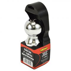"""2"""" Trailer Ball With 3/4"""" Shank"""