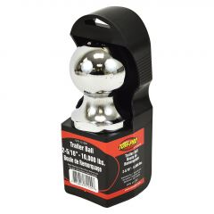 """2-5/16"""" Trailer Ball With 1-1/4"""" Shank"""