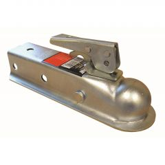 """2"""" Trailer Channel Coupler With 2"""" Ball Diameter"""