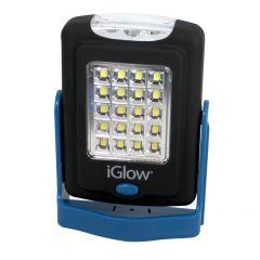 Iglow 20+3 LED Worklight