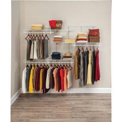 Shelftrack 5-8' Closet Organizer Kit
