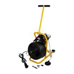 """3/8"""" x 100' Cable Drum Machine"""