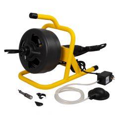 """5/16"""" x 50' Cable Drum Machine"""