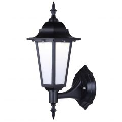 "6-3/4"" x 15-1/4"" x 9"" LED Plastic Lantern"