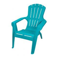 Resin Adirondack Chair- Teal