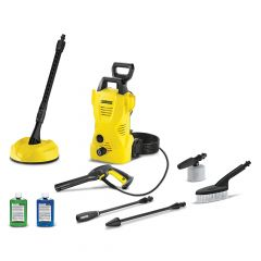 1600PSI Pressure Washer With Accessories