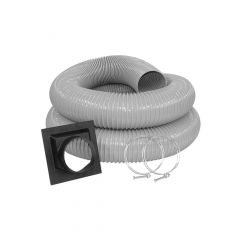 4 x 10 Dust Collect Hose Kit
