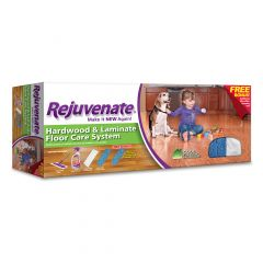 Rejuvenate Hardwood And Laminate Floor Care System