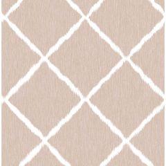 Paste The Wall Wallpaper Ikat Trellis Petal