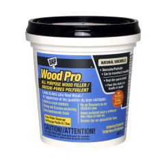 Dap Wood Pro Latex All Purpose Wood Filler 453g Natural