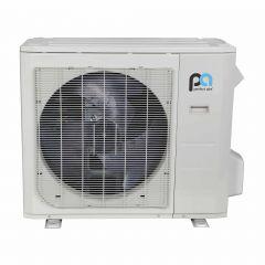 24,000 BTU Hyper Heat Ductless Mini Split - Outdoor