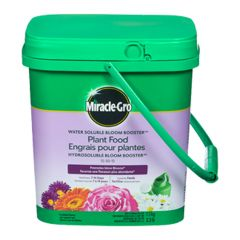 Miracle-gro Water Soluble Bloom Booster 15-30-15 1.5 Kg