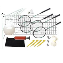 Badminton and Volley Ball Kit