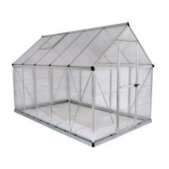 6' x 10' Hybrid Greenhouse