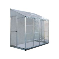 8' x 4' Lean To Greenhouse