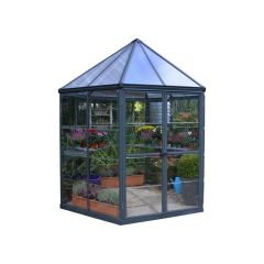 Elegant Premium Greenhouse - Hexagon Shape