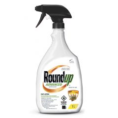 Roundup Advanced Ready-To-Use Grass And Weed Control 1 L