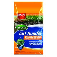 Scotts Turf Builder Summerguard Lawn Food 34-0-0