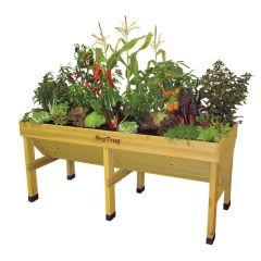 """Vegtrug Raised Planter - Cedar 72""""W x 32""""H x 30""""D"""