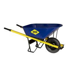 6 Cu Ft Landscaper Wheelbarrow