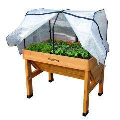 Vegtrug Frame And Cover For Classic Raised Planter - Small