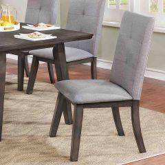 Ashland Grey Side Chair-2/Pack