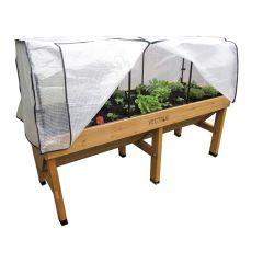 Vegtrug Frame And Cover For Classic Raised Planter - Medium