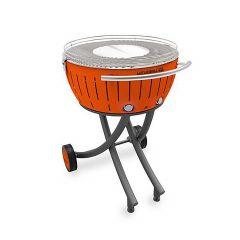 Lotus Portable Smokeless Charcoal BBQ Grill