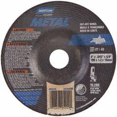 "4"" x .045"" x 5/8"" Depressed Center Metal Cut-Off Blade"