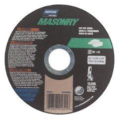 """4-1/2"""" x 1/16 x 7/8"""" Masonry Cut-Off Blade"""