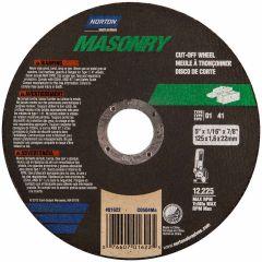 """5"""" x 1/16"""" x 7/8"""" Masonry Cut-Off Blade"""