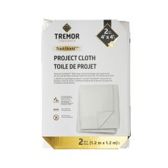 4' x 4' Trackshield Non-Slip Project Cloth
