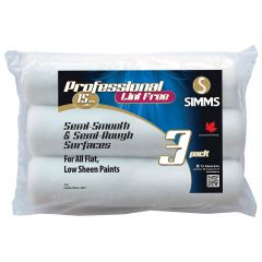 Professional Lint Free Roller-3/Pack