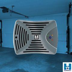 Garage Digital Ventilation System with Carbon Moxide Sensor