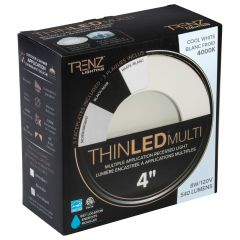 "ThinLED Multi 4"", 4000 Kelvin 500 Lumens"