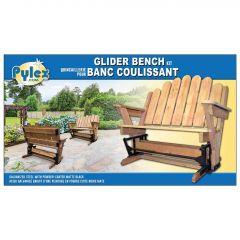 Glider Bench Hardware Kit