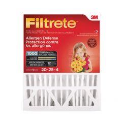 Filtrete Allergen Reduction Filter, 4 inch 20 x 25 x 4