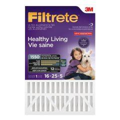Filtrete Allergen Reduction Filter, 5 Inch 16 x 25 x 5