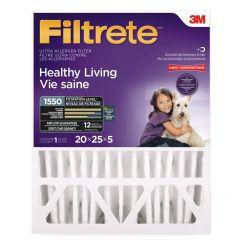 Filtrete Allergen Reduction Filter, 5 Inch 20 x 25 x 5