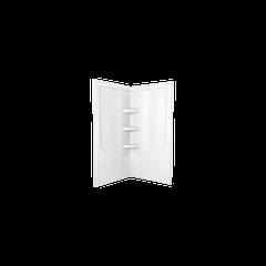 Corner Shower Walls