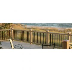 """Contractor Pack 32"""" Black Steel Baluster-30/Pack"""